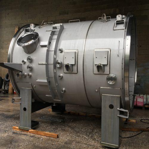 Four sous vide - phosphatation - Inox 316 litres - Fabrication industrielle française par Marmonier avec Soudures TIG – MIG
